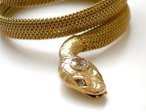 Biểu tượng rắn trong phong thủy