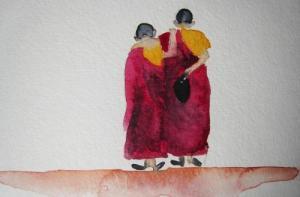 Phật dạy 9 loại người chỉ nên bắt tay không nên nói chuyện