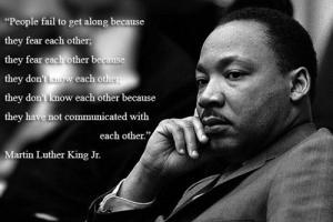 Ma Kết nhà lãnh đạo bậc thầy - Martin Luther King