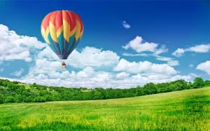Mơ thấy bầu trời thì sự nghiệp thuận lợi, tiền đồ tươi sáng