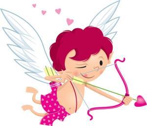 Giấc mơ về thần Tình yêu Cupid