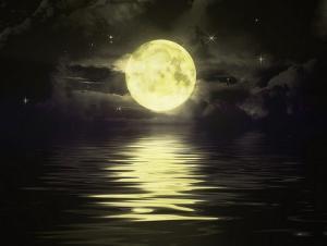 Vạn sự lành khi nằm mơ thấy trăng