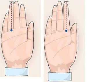 Ngón tay đeo nhẫn bật mí bản lĩnh phòng the và khả năng làm tỉ phú ở đàn ông