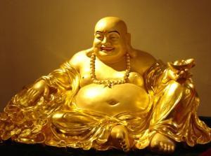 Đặt tượng Phật Di Lặc chuẩn phong thủy để rước tài lộc đón niềm vui