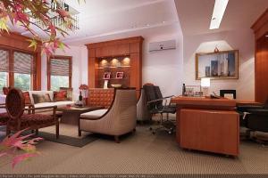 Muốn công ty phát tài, nhanh tay bố trí văn phòng tổng giám đốc đủ 6 tiêu chuẩn