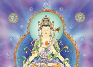 Tháng Phật đản niệm 33 hóa thân Bồ Tát cầu phúc chúng sinh (P2)