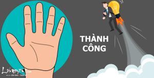 10 dấu hiệu độc nhất vô nhị trong bàn tay người thành công