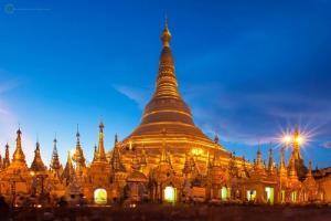 Ngắm 4 thánh địa Phật giáo huyền bí và linh thiêng nhất thế giới