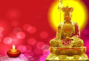 Văn khấn Lễ Đức Địa Tạng Vương Bồ Tát (U Minh giáo chủ)