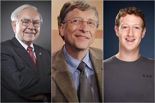 Những câu nói hay của những người giàu có nhất thế giới