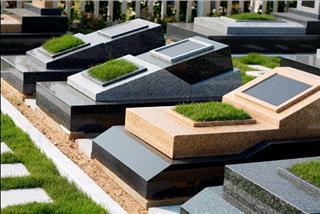Phong thủy âm trạch: Những lưu ý quan trọng về bia mộ