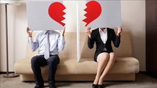10 giấc mơ báo hiệu hôn nhân tan vỡ