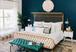 Hướng giường ngủ quyết định may rủi của chủ nhà