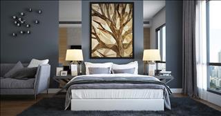 Bố trí phòng ngủ để nhân duyên thêm bền đẹp