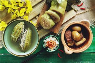 Món ăn ngày Tết - ý nghĩa cát tường, đong đầy hương vị Việt