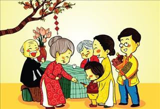 Đầu xuân nhắc ý nghĩa Tết Nguyên Đán, lưu giữ văn hóa ấm tình người