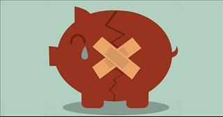 """4 chòm sao tiêu tiền không có kế hoạch, đến cuối tháng là """"viêm màng túi"""""""