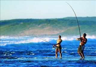 QUẢ BÁO người thích câu cá thực sự đáng sợ