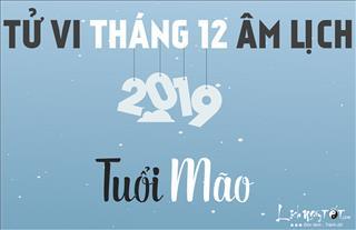 Tử vi tháng 12/2018 tuổi Mão (Âm lịch): Lâm Quan mang tới cơ hội thăng tiến