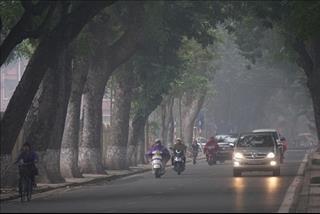 Dự báo thời tiết hôm nay 6/11: Hà Nội có thể mưa về đêm đón không khí lạnh