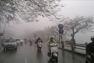 Dự báo thời tiết Hà Nội 7/11: Ban ngày mưa dông, ban đêm gió mùa về