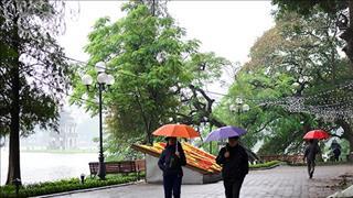 Dự báo thời tiết Hà Nội 8/11: Mưa rào rải rác, trời chuyển lạnh
