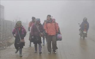 Dự báo thời tiết: Tin gió mùa Đông Bắc và cảnh báo mưa lớn diện rộng