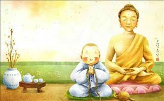 Nếu đi khắp nơi chạy chữa không khỏi hãy thử niệm Phật chữa bệnh