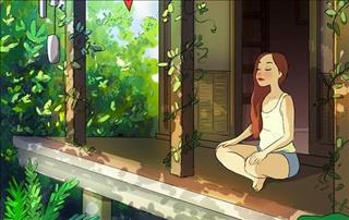 Thực hành Thiền đơn giản để chữa đau đầu chóng mặt