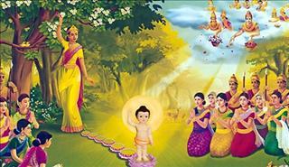 Phim cuộc đời đức Phật tập 2: Chuyện ly kỳ ngày đức Phật đản sinh
