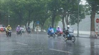 Dự báo thời tiết Hà Nội: 5 ngày tới mưa vẫn triền miên