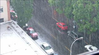 Dự báo thời tiết hôm nay 30/8: Cả nước có mưa, rải rác có dông