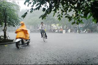 Dự báo thời tiết ngày mai 31/8: Mưa trải dài trên cả nước