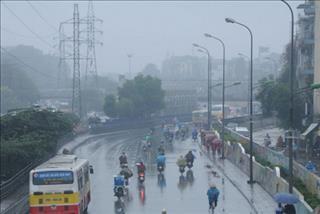 Dự báo thời tiết 10 ngày tới từ 12 đến 21/9: Miền Bắc mưa lớn do chịu ảnh hưởng của bão