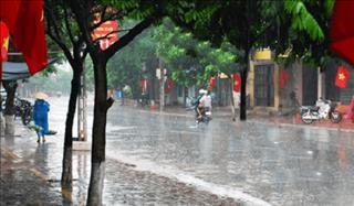 Dự báo thời tiết hôm nay 13/9: Hà Nội ngày nắng đêm mưa, Tây Nguyên mưa về chiều tối