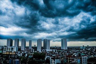 Dự báo thời tiết ngày mai 14/9: Ảnh hưởng bão, mưa dông nhiều nơi