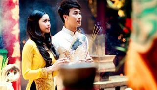 Cuối năm tìm đến ngay 7 ngôi chùa CẦU DUYÊN cực linh thiêng giữa đất Hà Nội cho vẹn duyên đôi lứa