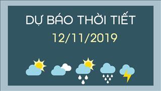 Dự báo thời tiết 12/11: Miền Bắc chuẩn bị đón gió mùa Đông Bắc