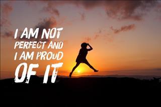 Cuộc sống không hoàn hảo là điều tuyệt vời nhất mà ta có được