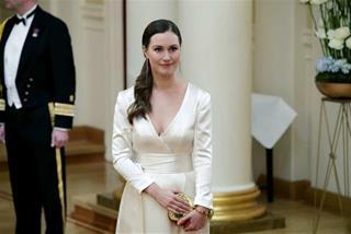 Tướng phụ nữ lãnh đạo của Thủ tướng Phần Lan Sanna Marin