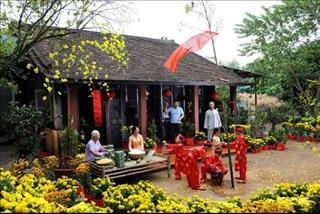 Tục ĂN TẾT LẠI: Nét đẹp văn hóa của người Việt