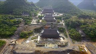Những cái NHẤT ở chùa Tam Chúc Hà Nam – Ngôi chùa lớn nhất thế giới tại Việt Nam