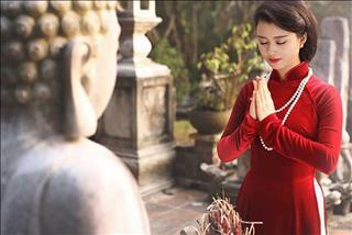 Văn khấn giải hạn, cầu an, cầu thăng hoa đầu năm tại Đền Chùa