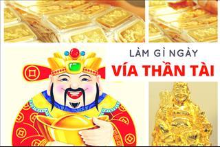 Ngày Thần Tài 2019 mua vàng thế nào để cả năm tiền bạc dồi dào?