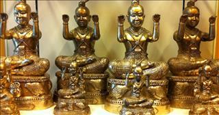 Kuman Thong là gì? Làm thế nào để tạo ra Kuman Thong?