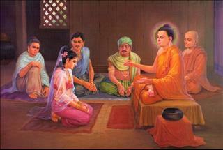 Đức hi sinh vợ của Đức Phật đâu phải người phụ nữ nào cũng làm được