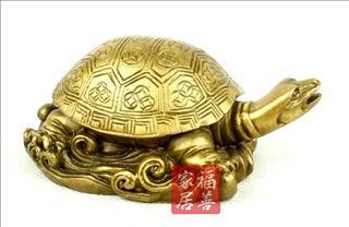Cách sử dụng rùa phong thủy để tăng tài, thêm may, hút hỷ khí