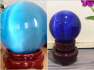 Lựa chọn quả cầu phong thủy hợp mệnh Thủy như kim chỉ nam soi đường, giúp bản mệnh chạm tới thành công