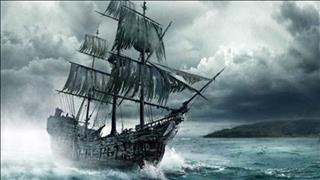 Con tàu ma ám của người Hà Lan và những điều không ai có thể lý giải