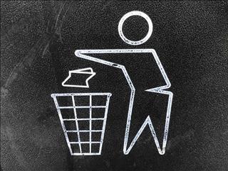 Biết được vị trí đặt thùng rác đúng phong thủy lợi lộc không kể xiết